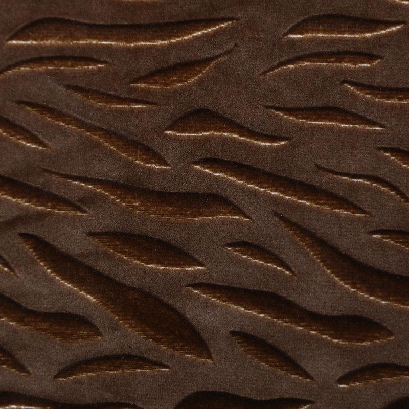 Tela de Cojín Leopardo de Tejido de Casa de Poliéster de Peso Ligero