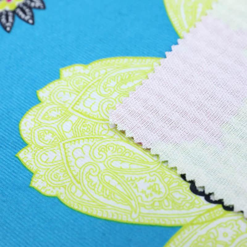 ¿Cuáles son los procesos de acabado y teñido de los tejidos estampados?